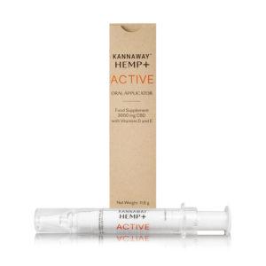 Hamppu + Aplikaattori Aktiivi