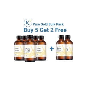 Pure Goldoil Bulk Pack 5 + 2kpl