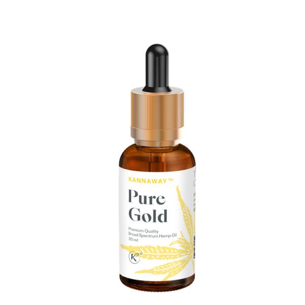Pure Goldoil 30ml