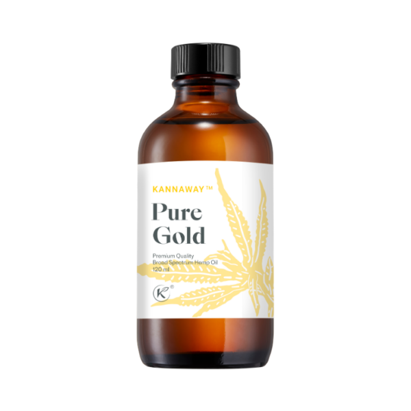 Pure Goldoil 120ml